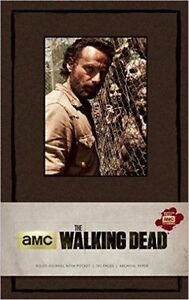 Walking Dead Ruled Journal Rick Grimes by Insight Editions NEW (Hardback, 2015)