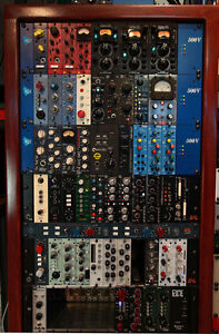 Looking for 500 series preamps and racks