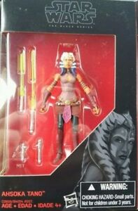 Star wars black series 3,75 Ahsoka tano