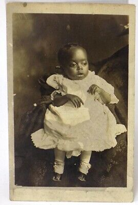 Spats, Gaiters, Puttees – Vintage Shoes Covers 1920's RPPC Hidden Mother Holding African American Girl w' Baby Shoes Like Spats $22.00 AT vintagedancer.com