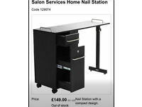 Nail table desk Manicure