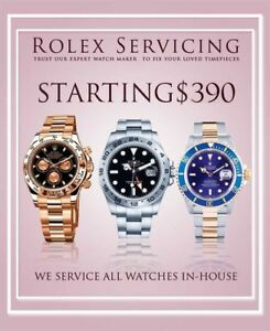 ROLEX Complete Professional Service