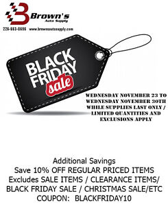 Tow Mirror Black Friday Deals - Brown's Auto Supply London Ontario image 3