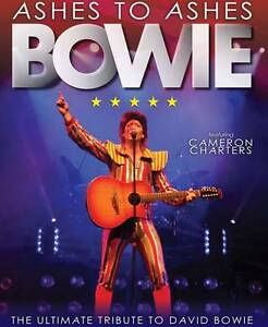 BOWIE: ASHES TO ASHES-PERTH $160, NOW $30each for 2 TICS Jandakot Cockburn Area Preview