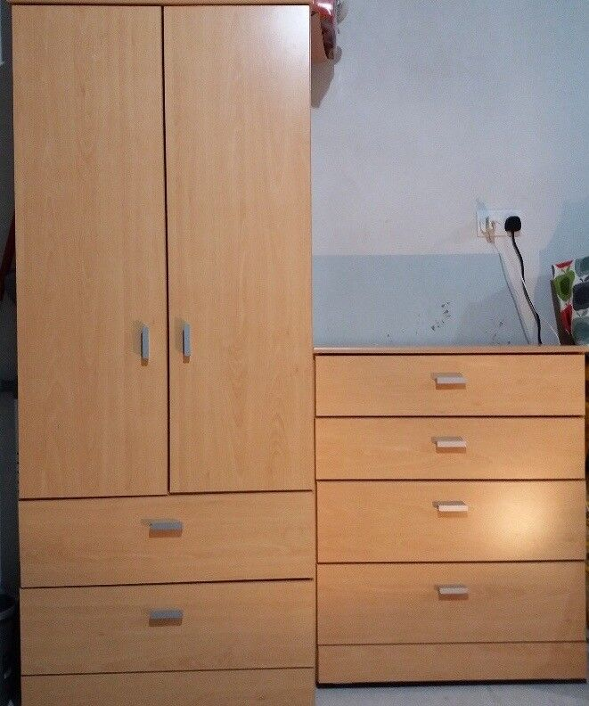 Small Wardrobe Chest Of Drawers