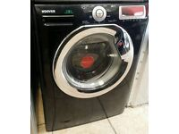 extra Large 10kg Load Hoover Washing Machine New Style Excellent Condition Cost 375 Pounds New