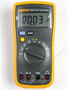 Fluke-15B-Auto-range-Digital-Capacitance-Inductance-multimeter-meter-Test-17B