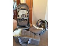Graco travel system . Baby travel system . New Travel system . Buggy . Pram . Pushchair . Stroller