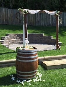 Wedding Items for Rent Prince George British Columbia image 1