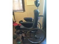 DUPONT Tilt & space wheelchair