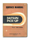 Datsun Books and Manuals