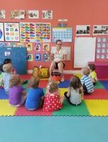 Full Day & Morning Preschool Spaces: Southside & Northside