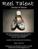 Step Dance Classes (Competitive and Recreational)