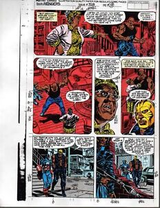 1991-Avengers-328-page-26-Marvel-Comics-color-guide-art-Captain-America-1990s