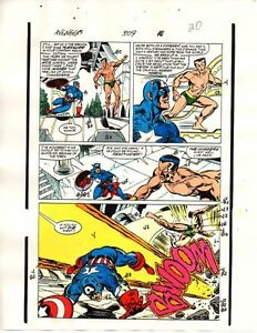 1989-Avengers-309-page-20-Marvel-color-guide-art-Captain-America-Submariner