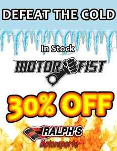 30% Off Motorfist Gear! Limited Time Only!!