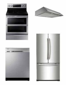 new, never used appliance package