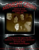 Midnight Genny at Kingston Legion