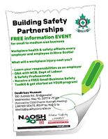 BUILDING SAFETY PARTNERSHIPS for Small to Medium Size Business