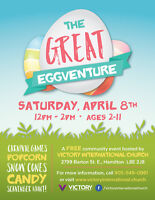 Easter Great Adventure