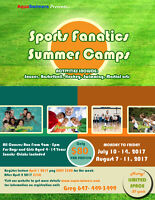 Summer Camp - Sport Fanatics