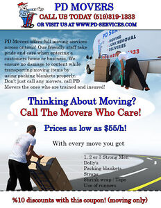 PD MOVERS