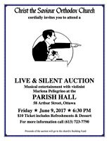 Live and Silent Auction
