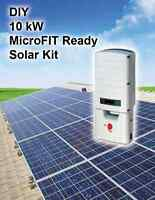 10 kW DIY Solar Panel Kit