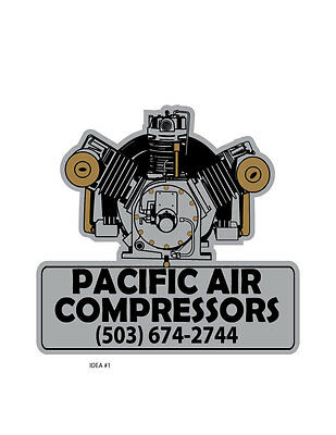 4814 Saylor Beall Model 707 Valve Set With Gaskets Air Compressor Parts