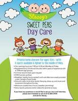 Aylmer Stacey's Sweet Pea's Home Daycare