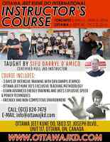 Become a Certified Jeet Kune Do Instructor