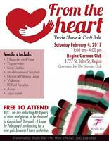 From the Heart Tradeshow& Craft Fundraiser