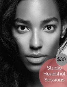Charity Headshot Sessions by Toronto Tastemakers