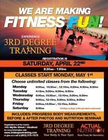 8 week fitness camps