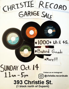 CHRISTIE RECORD SALE OCTOBER 14TH
