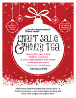 Vendors Wanted - Crafters Wanted - Christmas Craft Sale