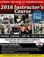 Looking for Instructors!