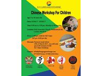 Chinese Easter workshop for children
