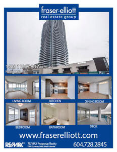 Fabulous corner unit in Delta's only High Rise!