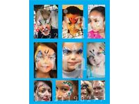 Face Painting /Glitter Tattoos / Balloon Modelling