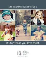 Life Insurance, Disability, Critical Illness, Investments