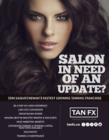 Tanning Salon Franchise Conversion Opportunity
