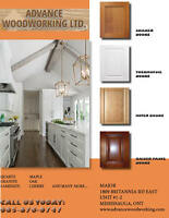 Adcancewoodworking Ltd.- For all your woodworking needs