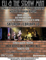 2nd annual Huntington Society Canada concert /silent auction
