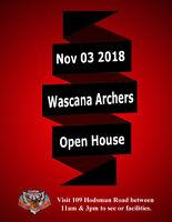 Wascana Archers Open House