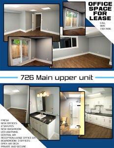 Gorgeous newly renovated office space for rent!