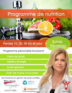 Nutrition perte de poids