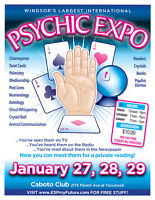 Windsor Psychic Expo