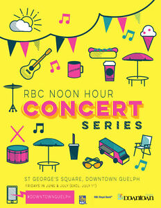 RBC Presents the 2016 Noon Hour Concert Series