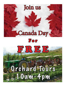 FREE Orchard Tours